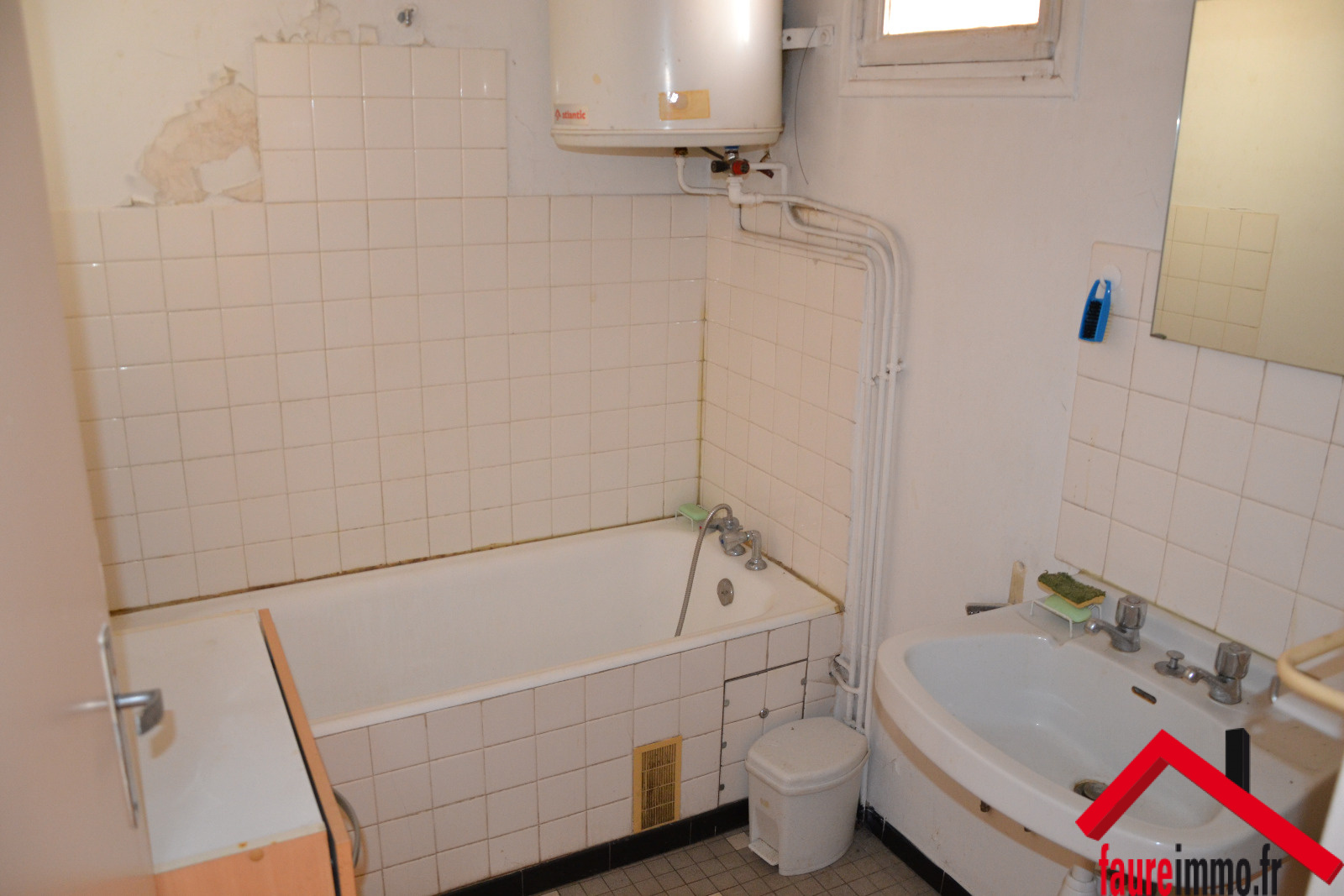 Vente appartement brive la gaillarde avec l 39 agence faure immo for Carrelage brive la gaillarde