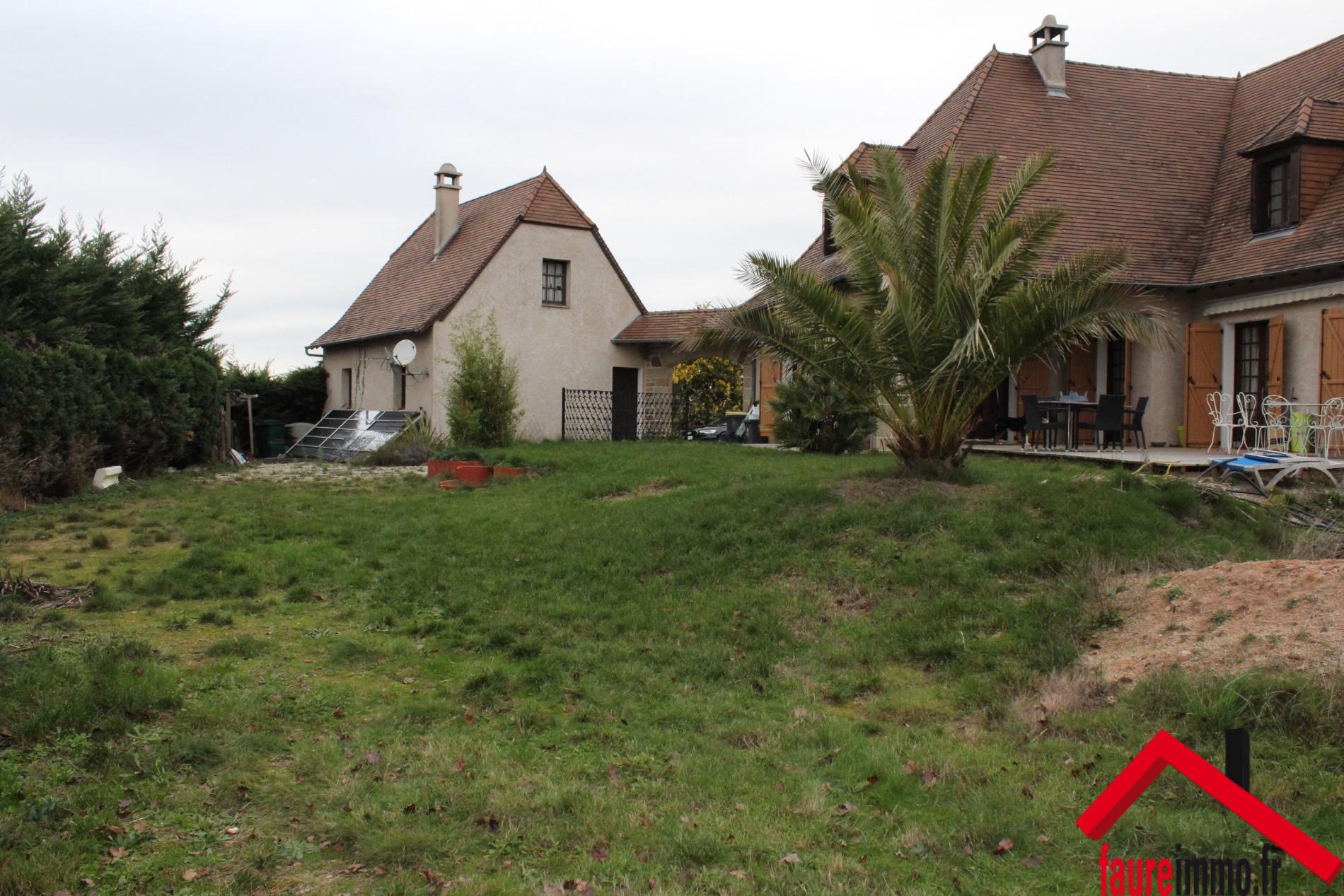Vente maison a vendre a cosnac en correze 7 pieces - Maison a vendre en correze ...