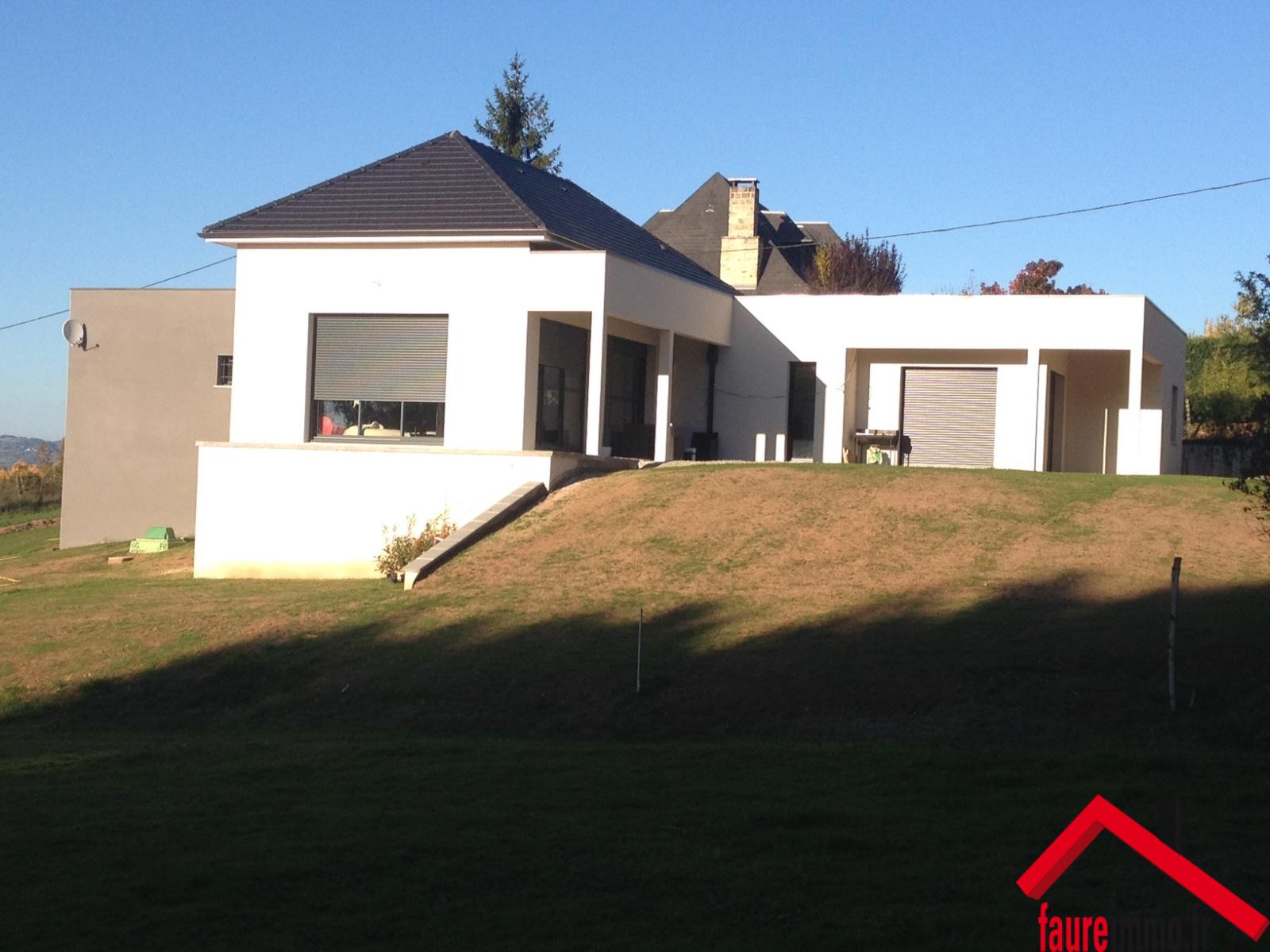 Vente maison brive la gaillarde avec l 39 agence faure immo for Acheter maison correze