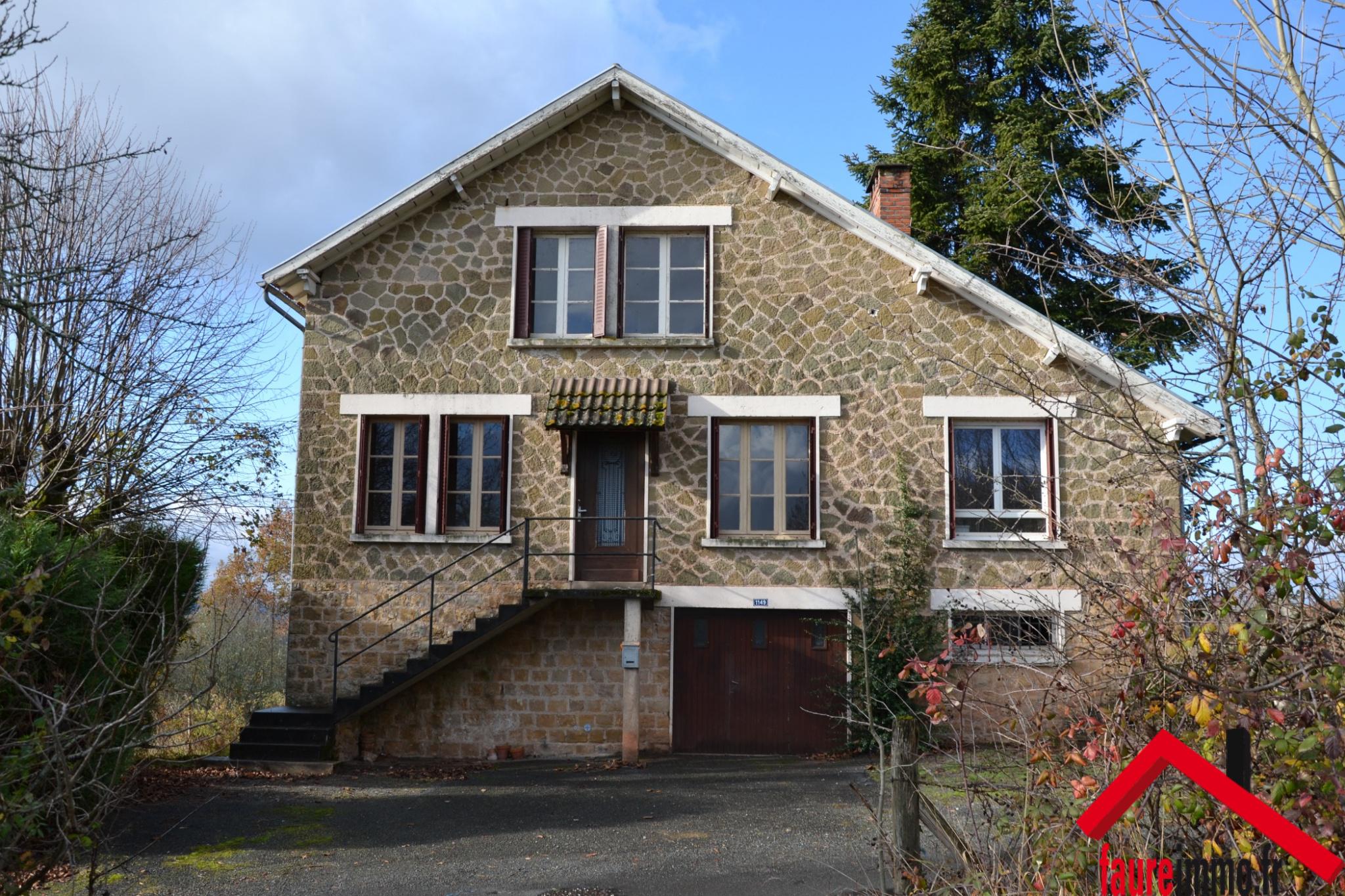 Vente maison objat 19130 sur le partenaire for Location garage annemasse le bon coin