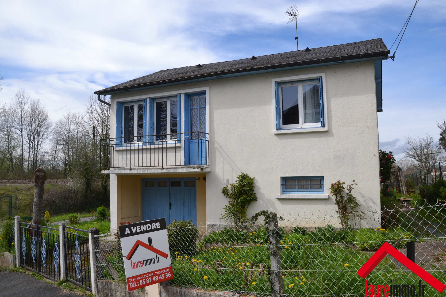 Immobilier allassac location vente appartement maisons for Location vente immeuble