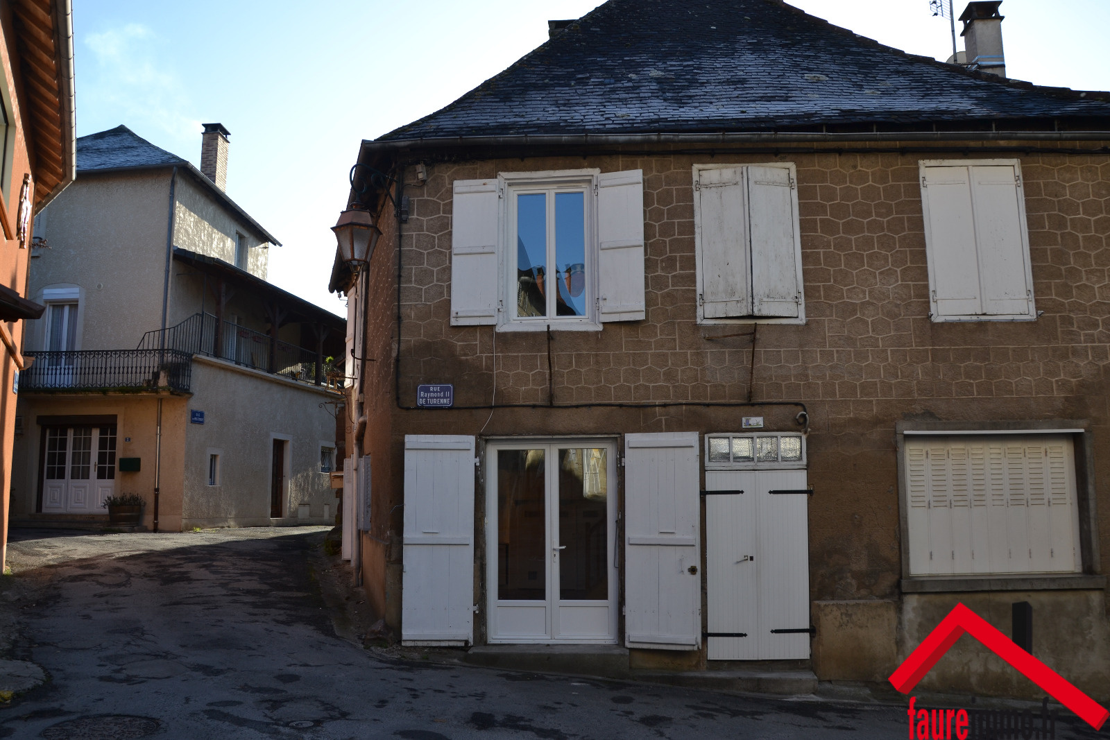 Location maison a larche en corr ze 3 pieces - Location maison correze ...
